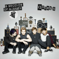 5 Seconds Of Summer guitar tabs for Amnesia