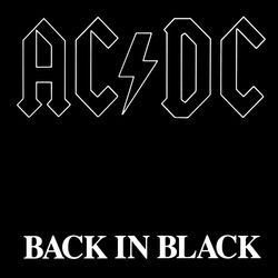AC/DC guitar tabs for Back in black