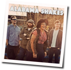 Alabama Shakes guitar chords for Boys and girls