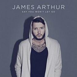 James Arthur guitar tabs for Say you wont let go