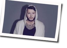 James Arthur guitar tabs for Say you wont let go (Ver. 2)