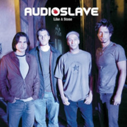 Audioslave guitar chords for Like a stone
