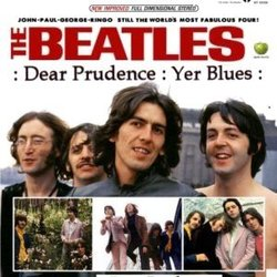 The Beatles tabs for Dear prudence