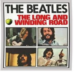 The Beatles guitar tabs for The long and winding road