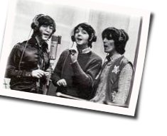 The Beatles guitar chords for The long and winding road acoustic