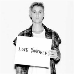 Justin Bieber guitar tabs for Love yourself