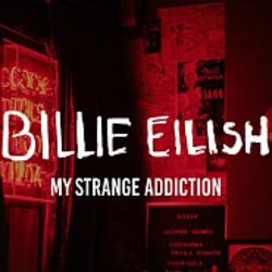 Billie Eilish guitar chords for My strange addiction ukulele