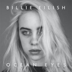 Billie Eilish bass tabs for Ocean eyes