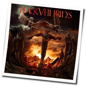 Black Veil Brides guitar chords for Our destiny