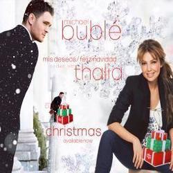 Michael Bublé guitar chords for Feliz navidad