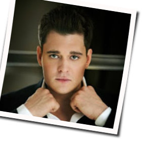 Michael Bublé guitar chords for Hold on