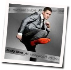 Michael Bublé guitar chords for Hollywood
