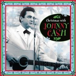 Johnny Cash guitar chords for Blue christmas