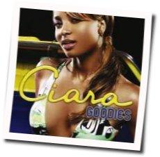 Ciara guitar tabs for My goodies