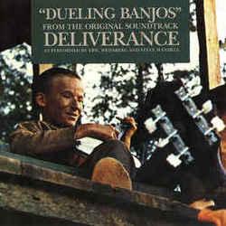 Deliverance guitar tabs for Dueling banjos