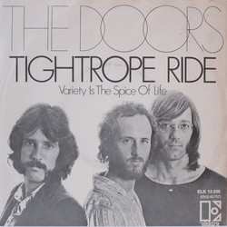 The Doors bass tabs for Tightrope ride