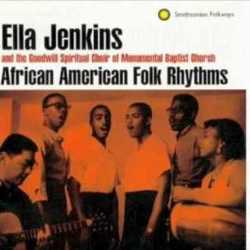 Ella Jenkins guitar chords for Wade in the water