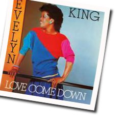 Evelyn Champagne King guitar chords for Love come down (Ver. 2)