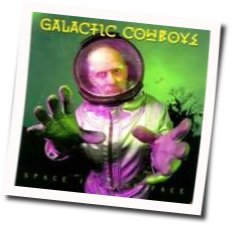Galactic Cowboys guitar tabs for Space in your face