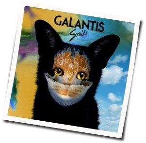 Galantis guitar chords for Smile