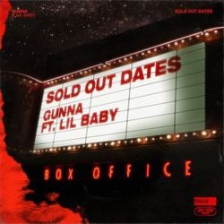 Gunna guitar tabs for Sold out dates