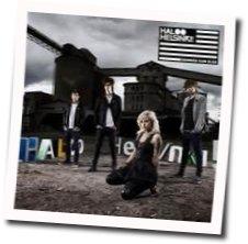 Haloo Helsinki! guitar chords for Hetki on kaunis