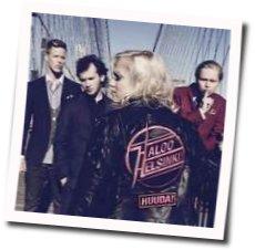 Haloo Helsinki! guitar chords for Huuda