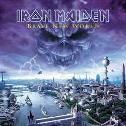 Iron Maiden chords for Brave new world (Ver. 2)