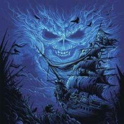 Iron Maiden chords for Ghost of the navigator
