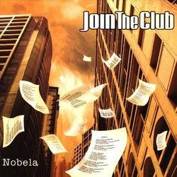 Join The Club guitar tabs for Nobela