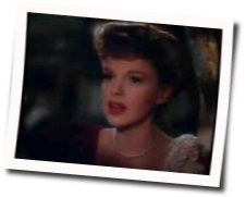Judy Garland And Bing Crosby guitar chords for Have yourself a merry little christmas