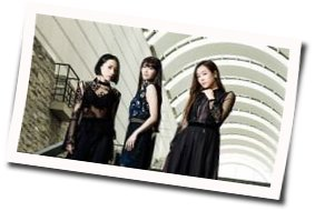 Kalafina guitar chords for Kimi no gin no niwa ukulele