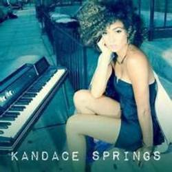 Kandace Springs guitar chords for Fall guy