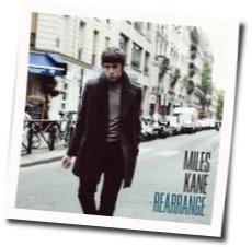 Miles Kane guitar tabs for Rearrange