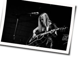 Kelly Lynn Barber guitar chords for If youre awake
