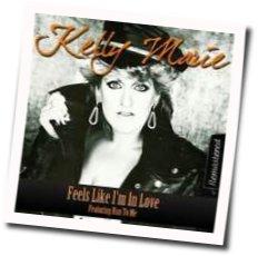 Kelly Marie guitar chords for Feels like im in love