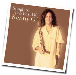 Kenny G guitar tabs for Songbird