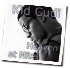Kid Cudi guitar chords for Heaven at nite