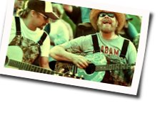 Kid Rock Feat Hank Williams Jr guitar chords for Whiskey bent and hell bound