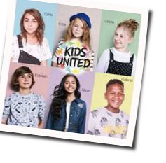 Kids United guitar chords for Des ricochets