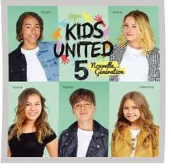 Kids United guitar chords for Ma philosophie