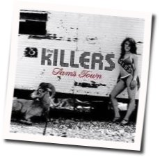 The Killers guitar chords for Enterlude