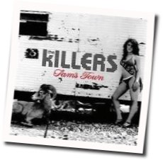 The Killers guitar chords for Exitlude