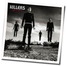 The Killers guitar tabs for Jenny was a friend of mine