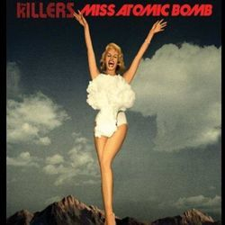 The Killers guitar chords for Miss atomic bomb