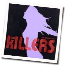 The Killers guitar chords for Mr brightside (Ver. 2)