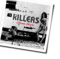 The Killers guitar chords for Peace of mind (Ver. 2)