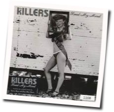 The Killers guitar chords for Read my mind