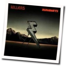 The Killers guitar chords for Runaways