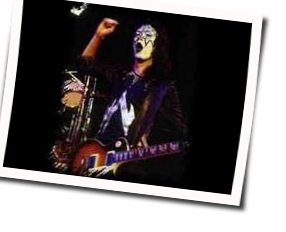 Kiss guitar tabs for Love theme from kiss